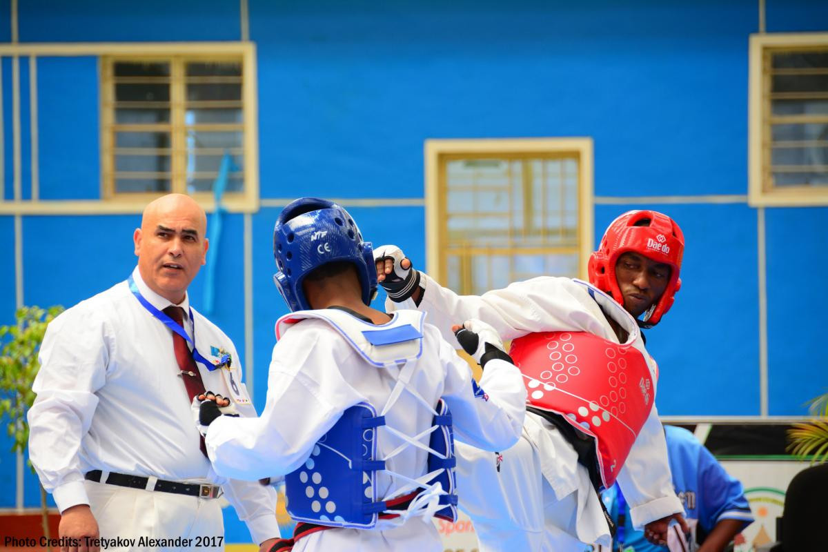 Para taekwondo highlights humanitarian work on World Refugee Day
