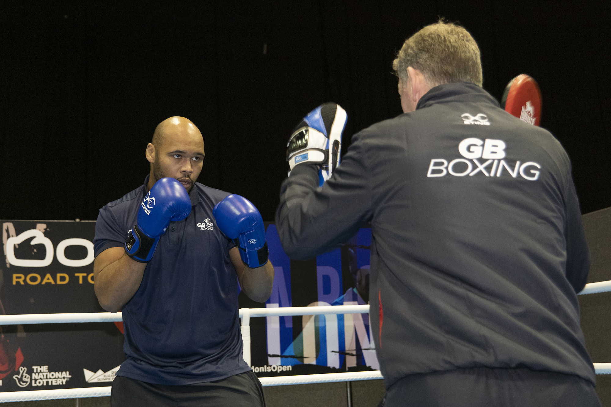 British boxers to resume contact training as virus restrictions ease