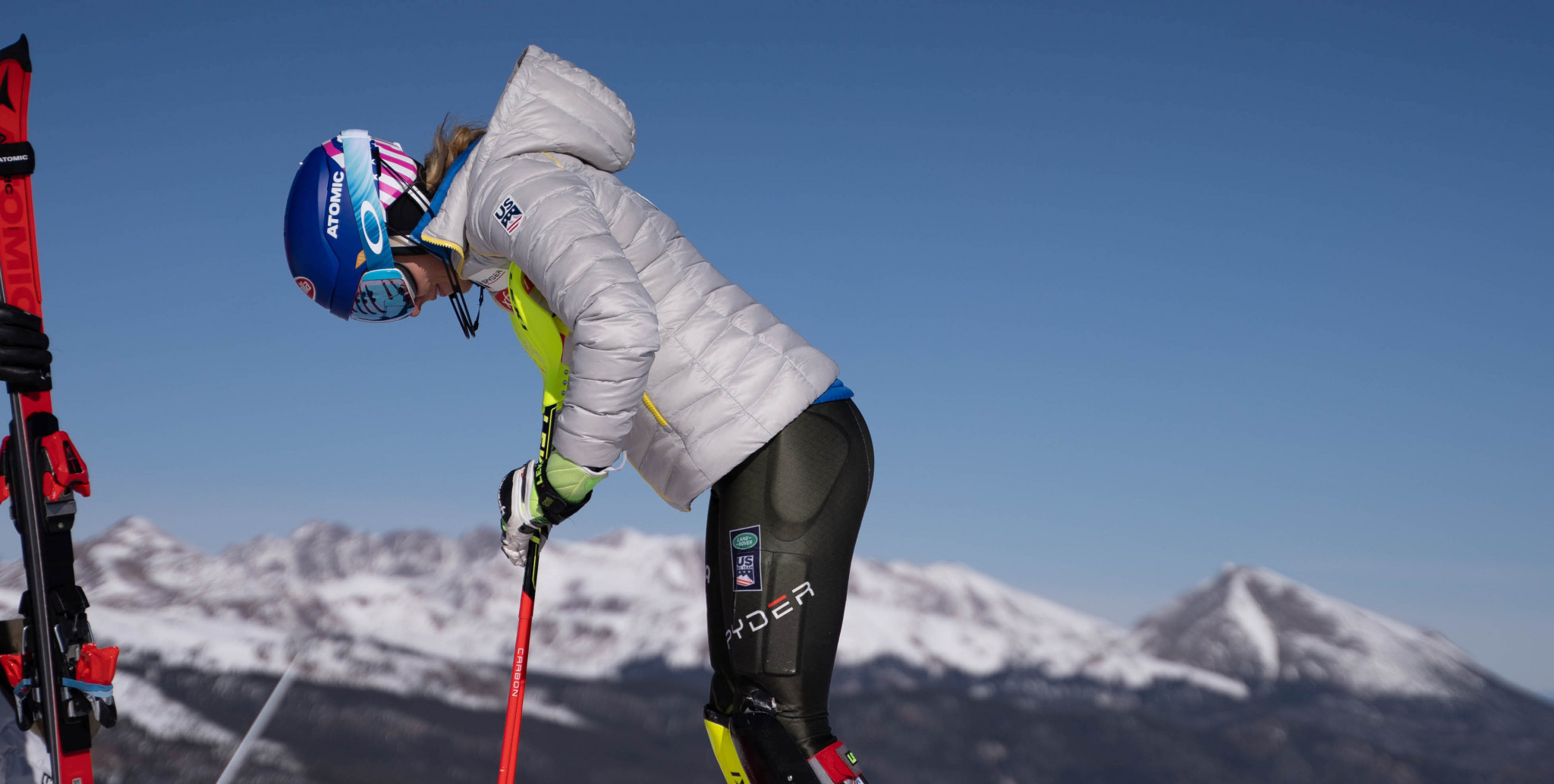 Double Olympic champion Shiffrin returns to snow at first training camp of new season