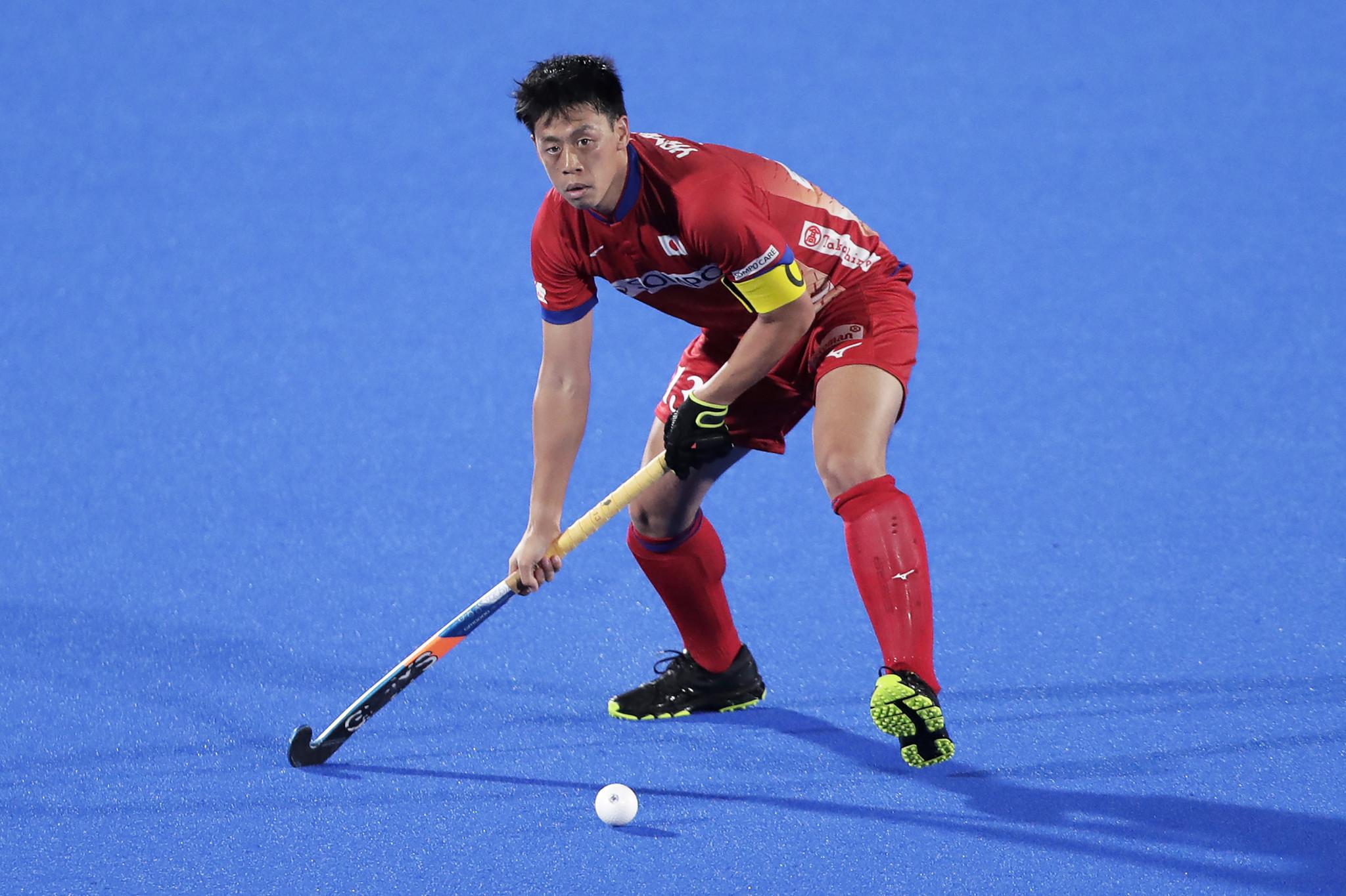 """Japanese men's hockey captain """"cannot wait"""" for Tokyo 2020"""