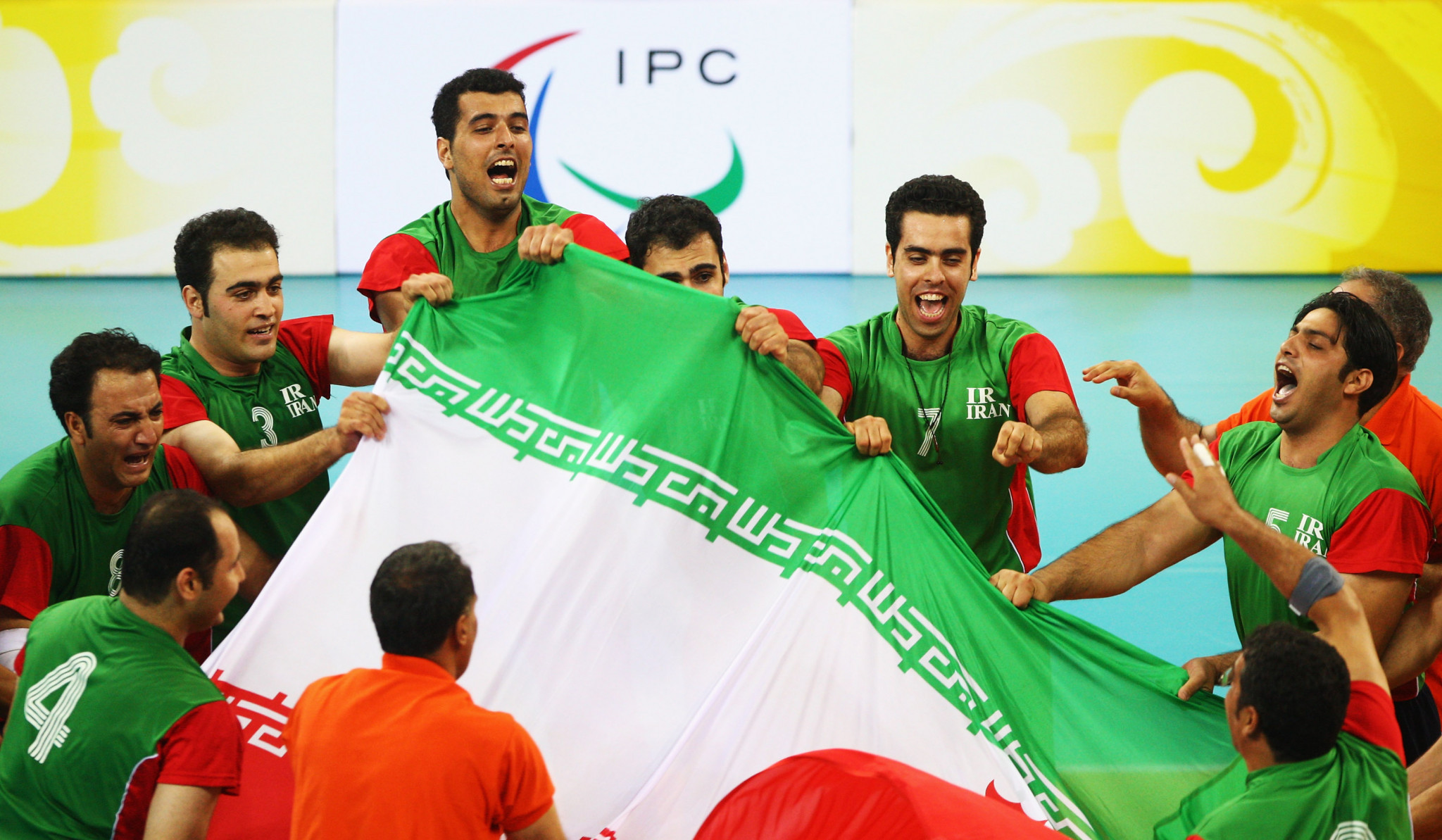 Iran have won six of the last eight men's sitting volleyball Paralympic gold medals ©Getty Images