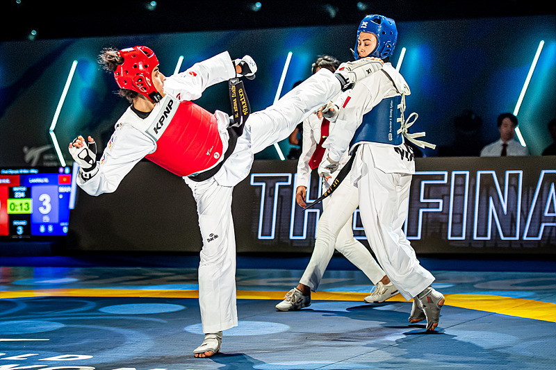 Hatice Kübra İlgün will aim for an Olympic medal for Turkey at Tokyo 2020  ©World Taekwondo