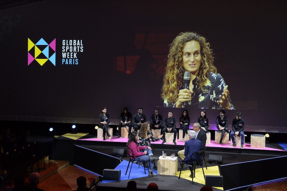 Five Olympic hosts to link up live for second Global Sports Week event in Paris