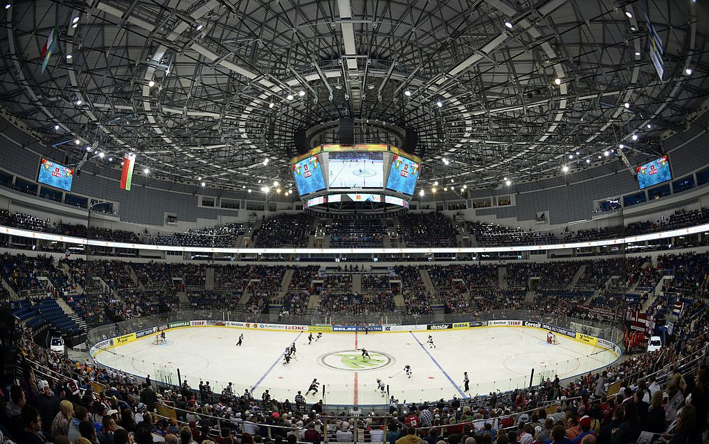 IIHF confirm dates for 2021 Men's World Championship in Minsk and Riga