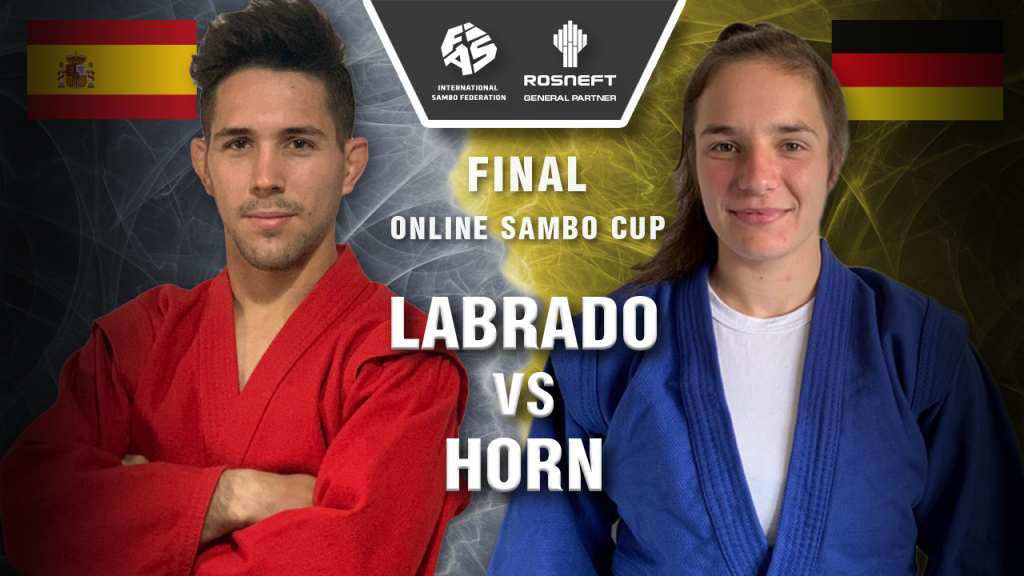 Germany's Horn wins opening stage of inaugural Online Sambo Cup