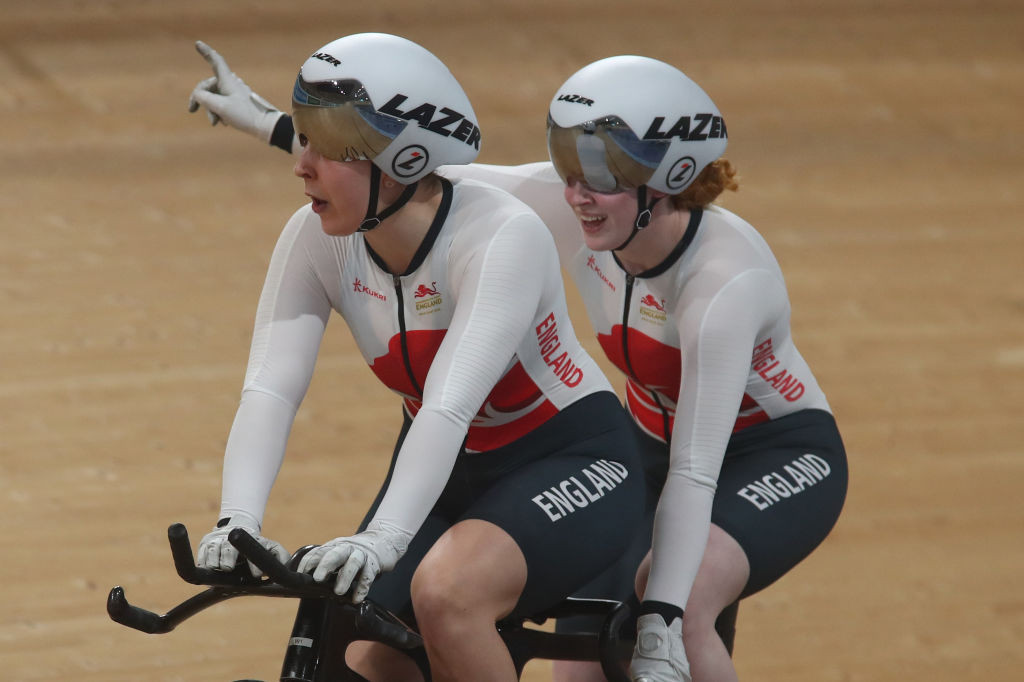 Scott seeking partner for Britain tandem to replace retired Paralympic champion Thornhill