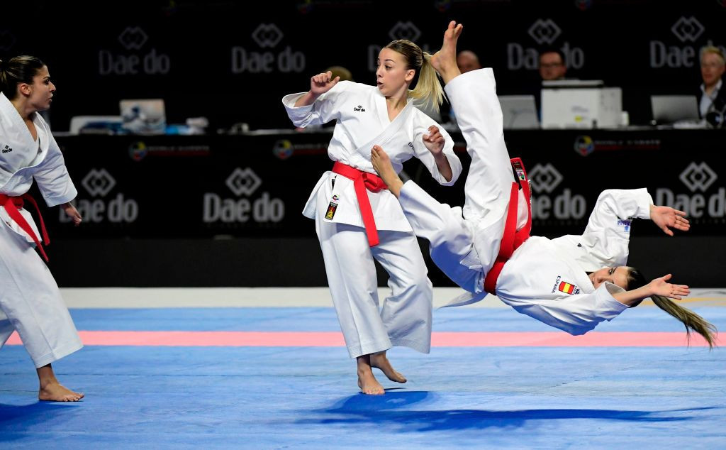 Madrid held the last Karate World Championships in 2018 ©Getty Images