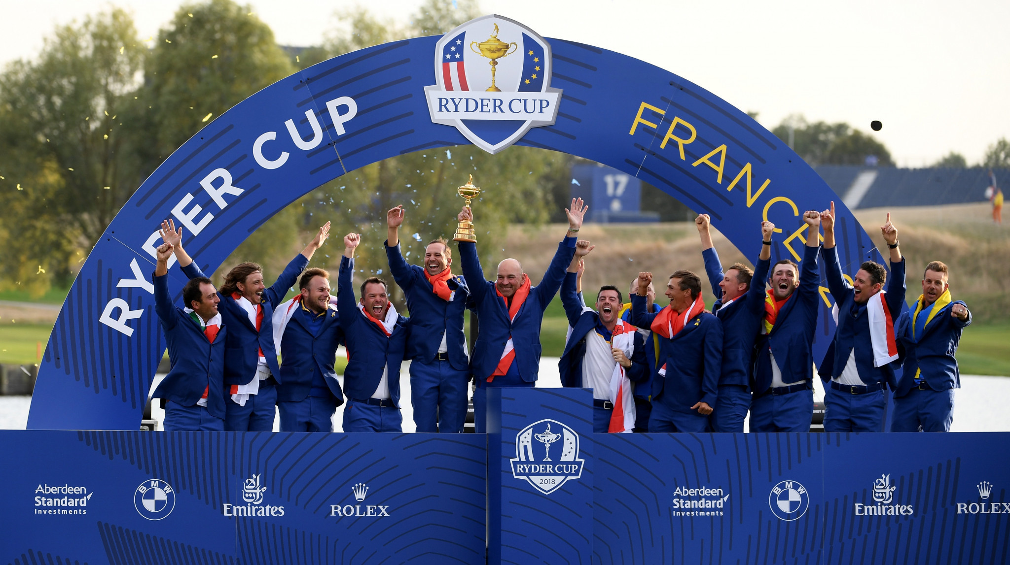 Postponement of Ryder Cup to 2021 tipped to be announced next week