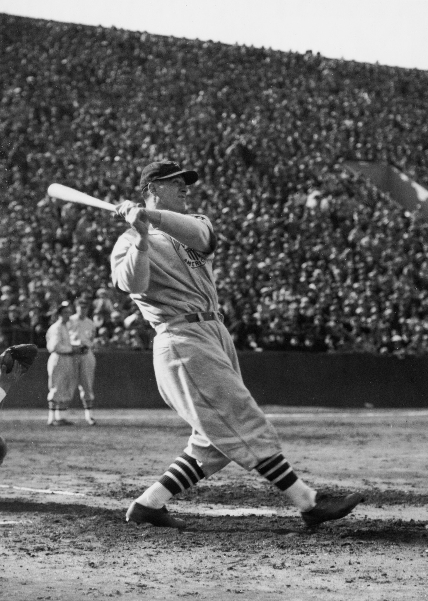Lou Gehrig was an All-Star in seven consecutive seasons ©Getty Images
