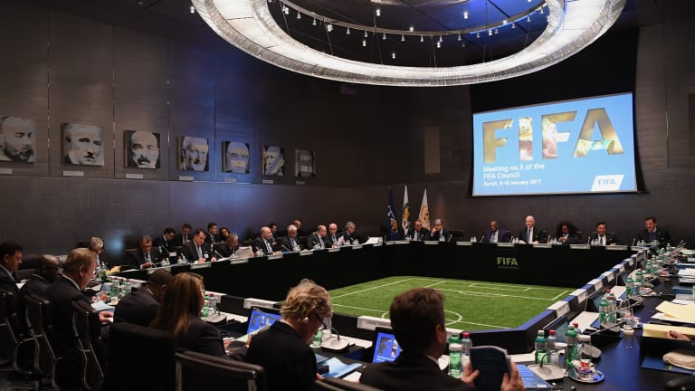 FIFA Council set to elect hosts of 2023 Women's World Cup