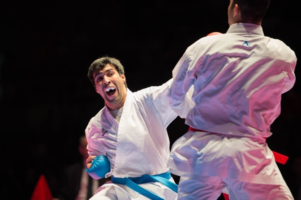 World Karate Federation reveal competition calendar for 2016