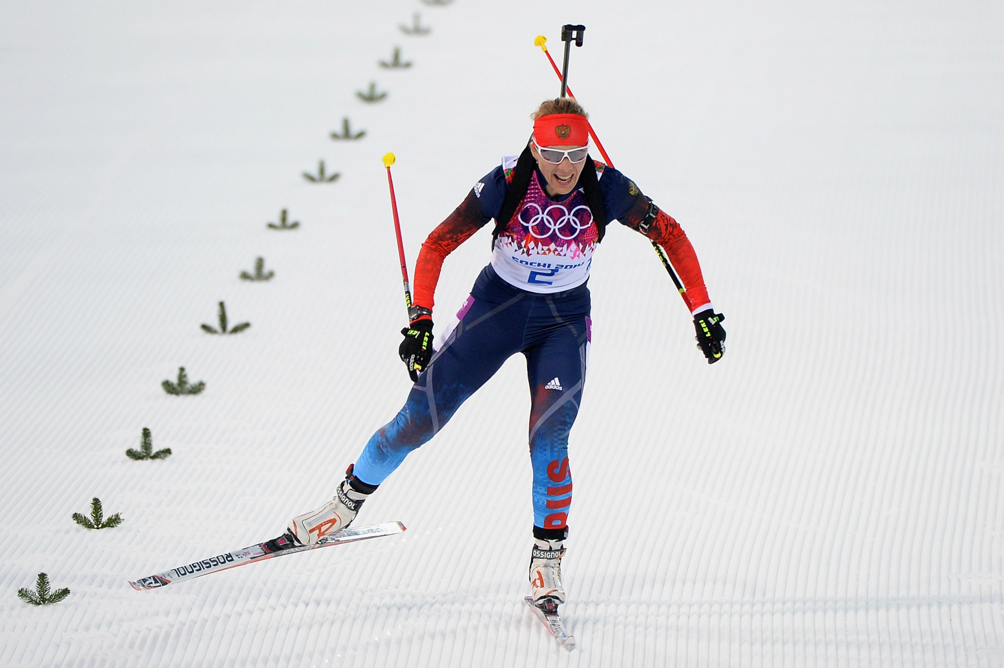 Olga Zaitseva has been nominated to sit on the Russian Biathlon Union Board ©Getty Images