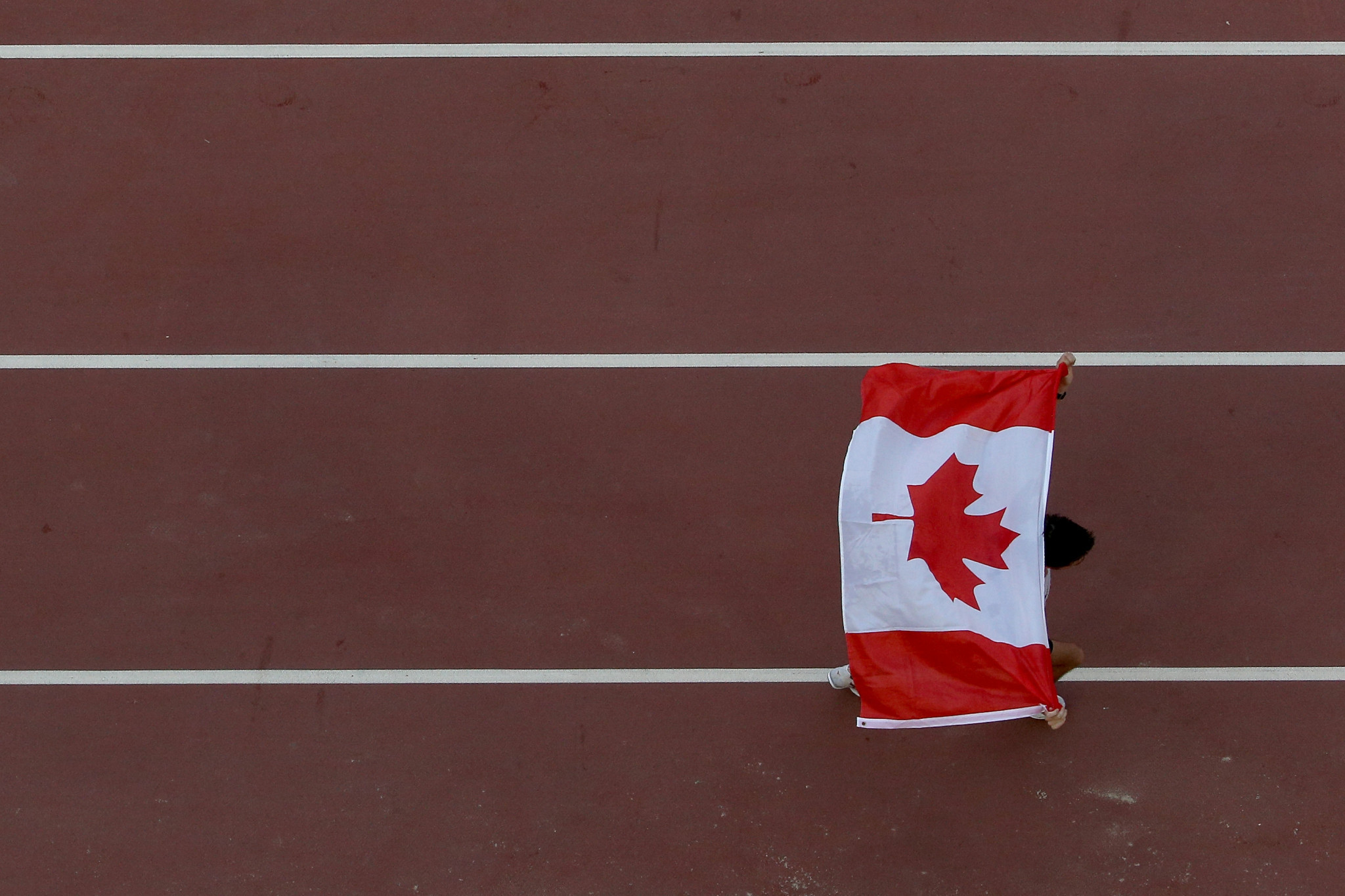 The Canadian Olympic Foundation is the official charitable arm of the Canadian Olympic Committee ©Getty Images