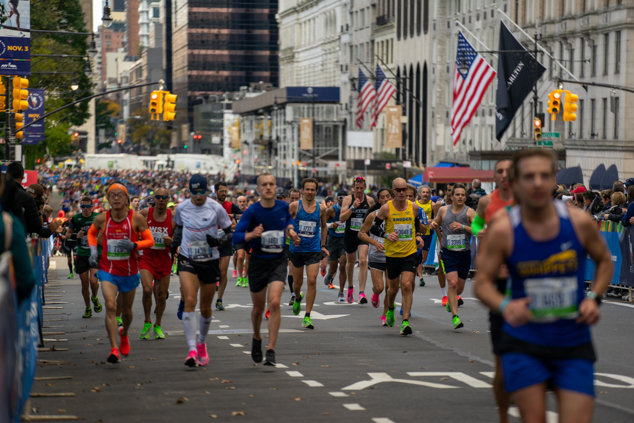 New York City and Berlin Marathons cancelled due to coronavirus