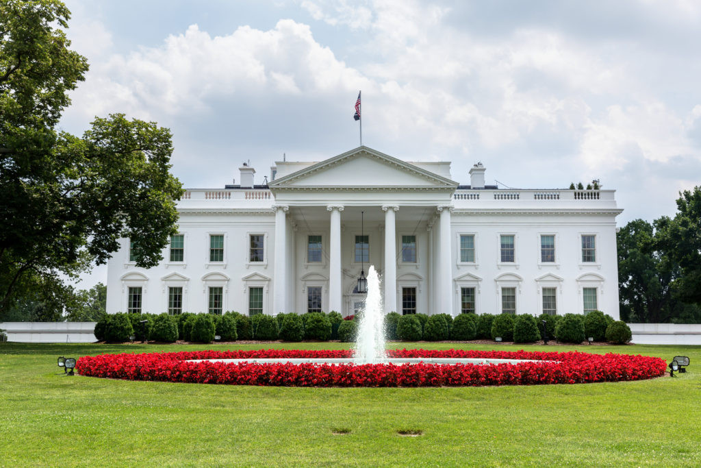 The White House's Office of National Doping Control Policy asked the US Congress earlier this month for authority to decrease or eliminate funding to WADA ©White House