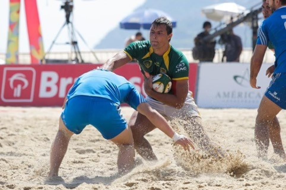 Argentina and hosts Brazil earn rugby sevens titles at invitational tournament ahead of Rio 2016