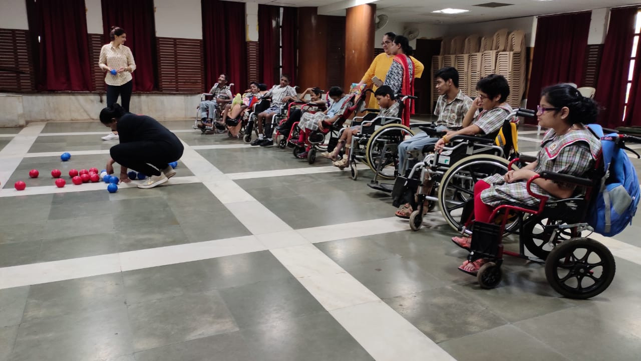 Boccia International Sports Federation conclude development project in India