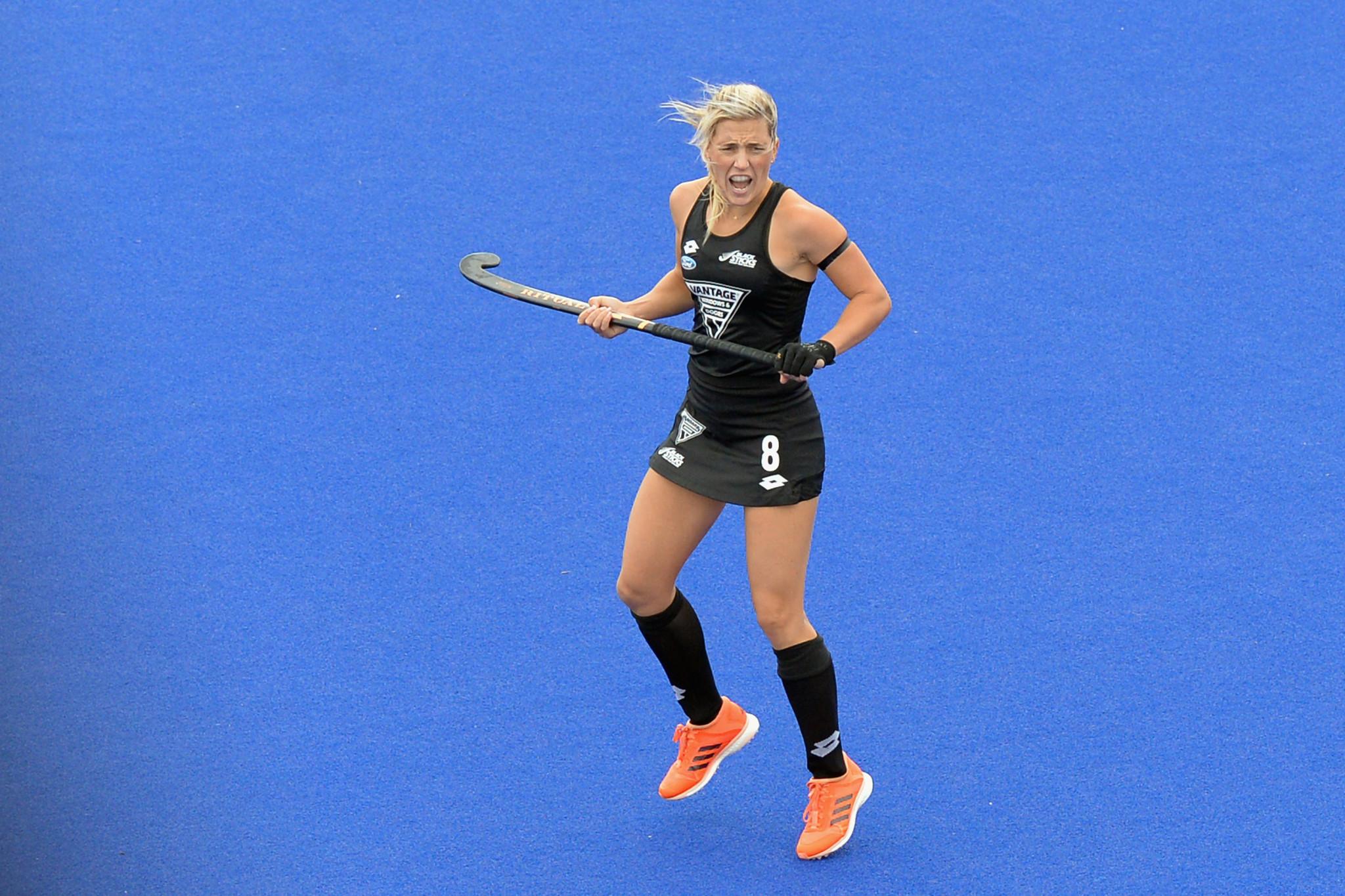 New Zealand women's hockey player McCaw retires after Tokyo 2020 postponement