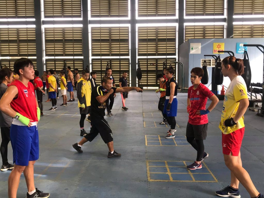 Thailand's elite boxers return to National Training Centre