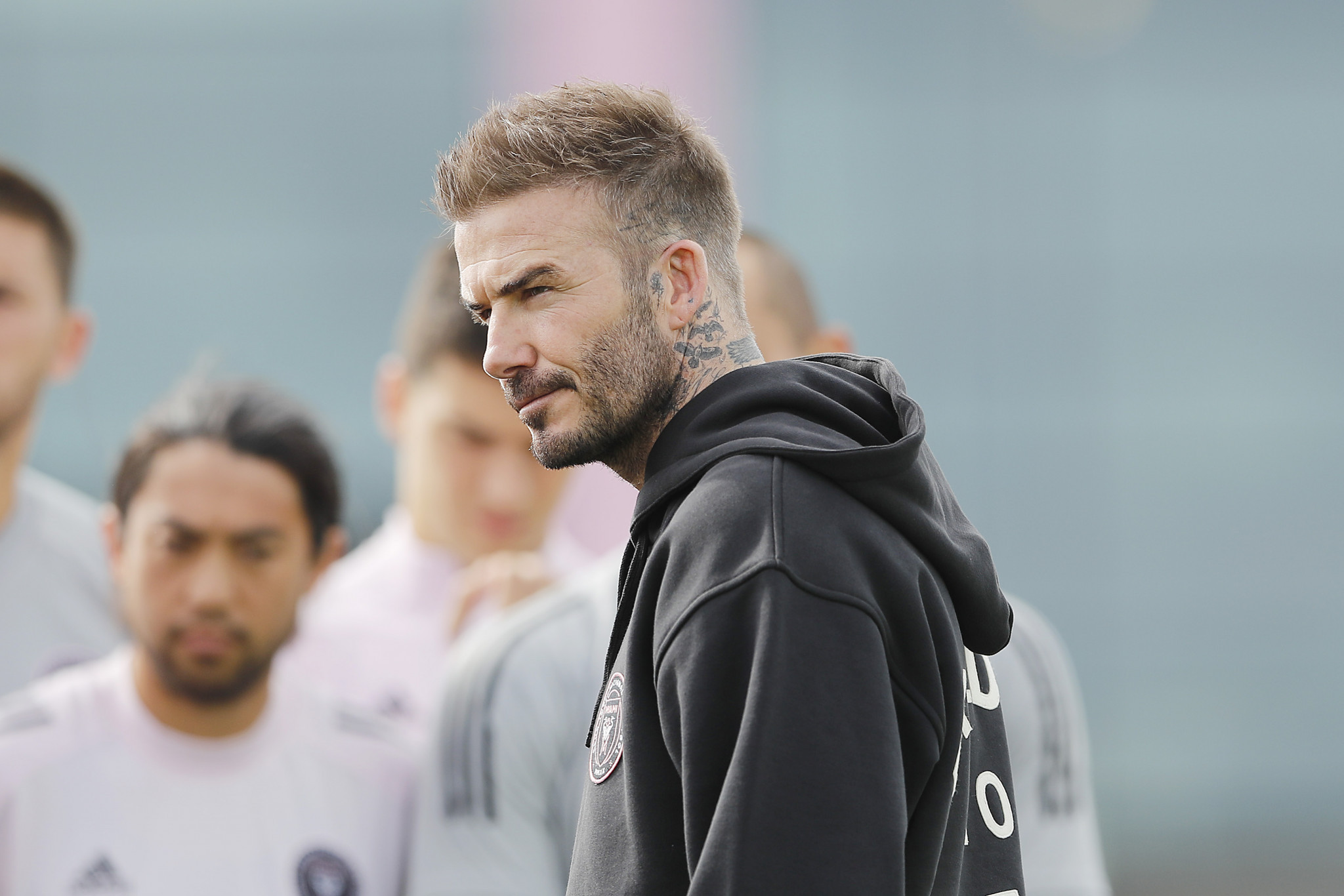 Football icon Beckham launches Guild Esports