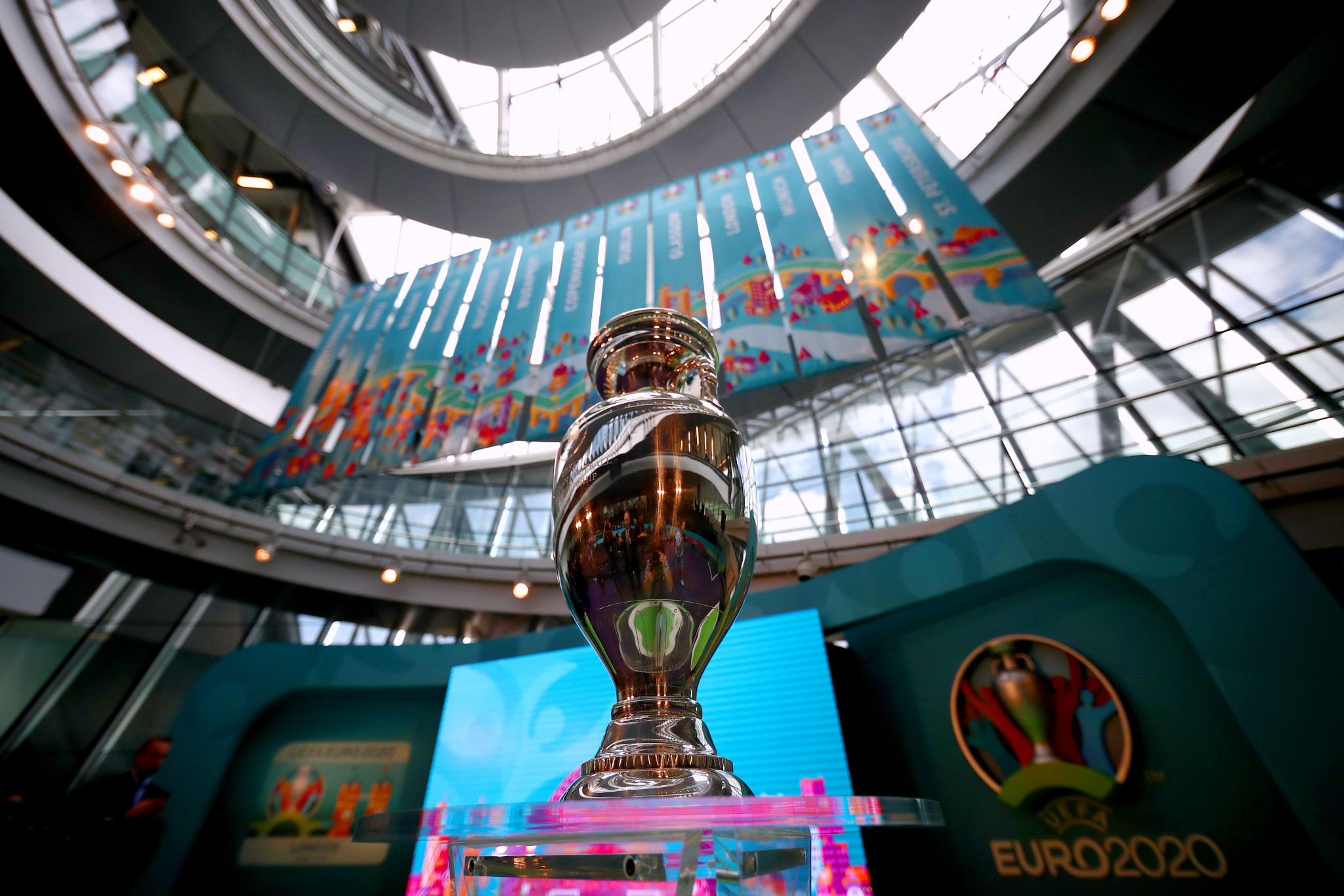 Euro 2020 was set to mark the 60th anniversary of the first European Championship ©Getty Images