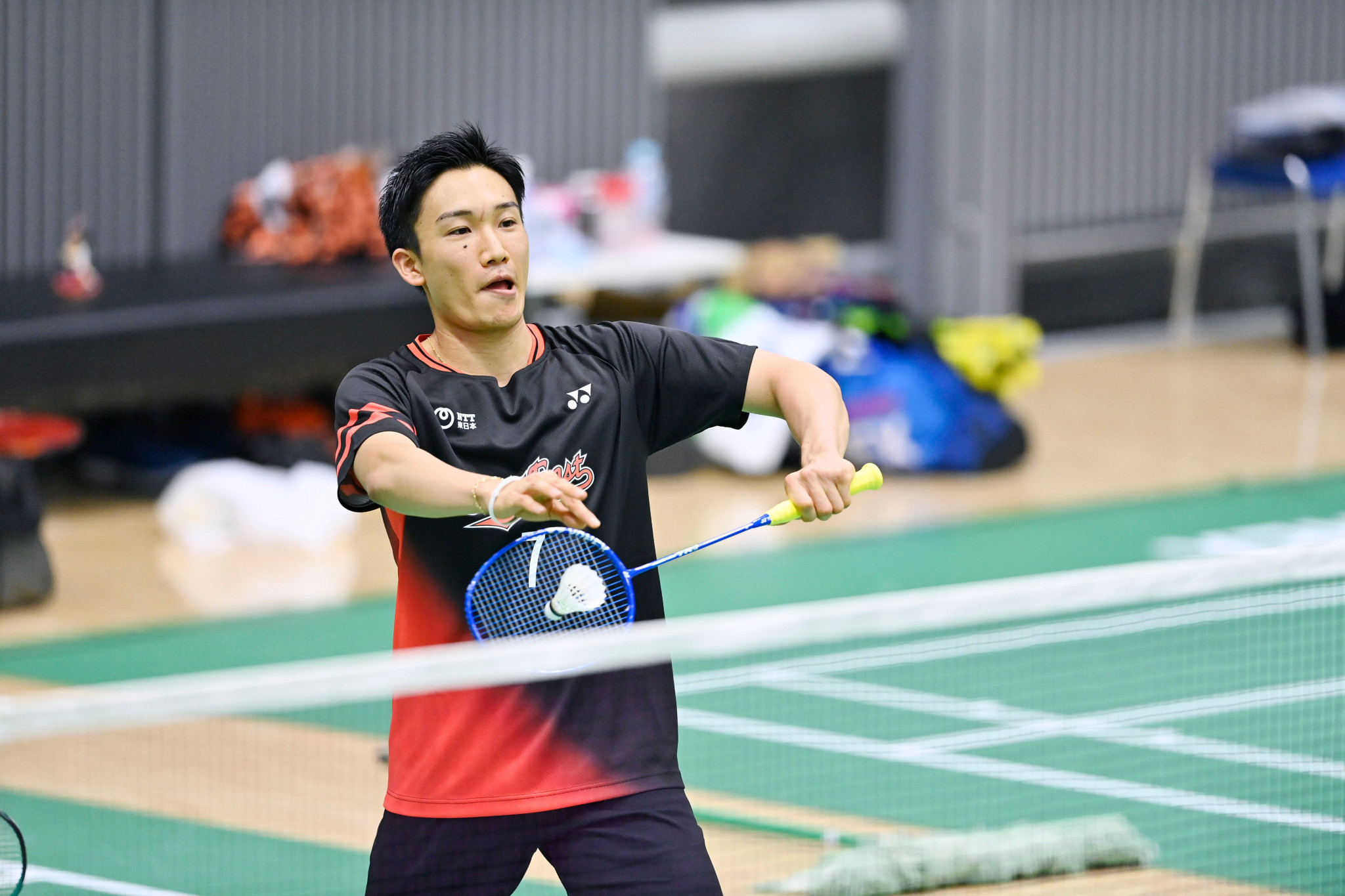 Momota aiming for home gold at Tokyo 2020 after recovering from crash