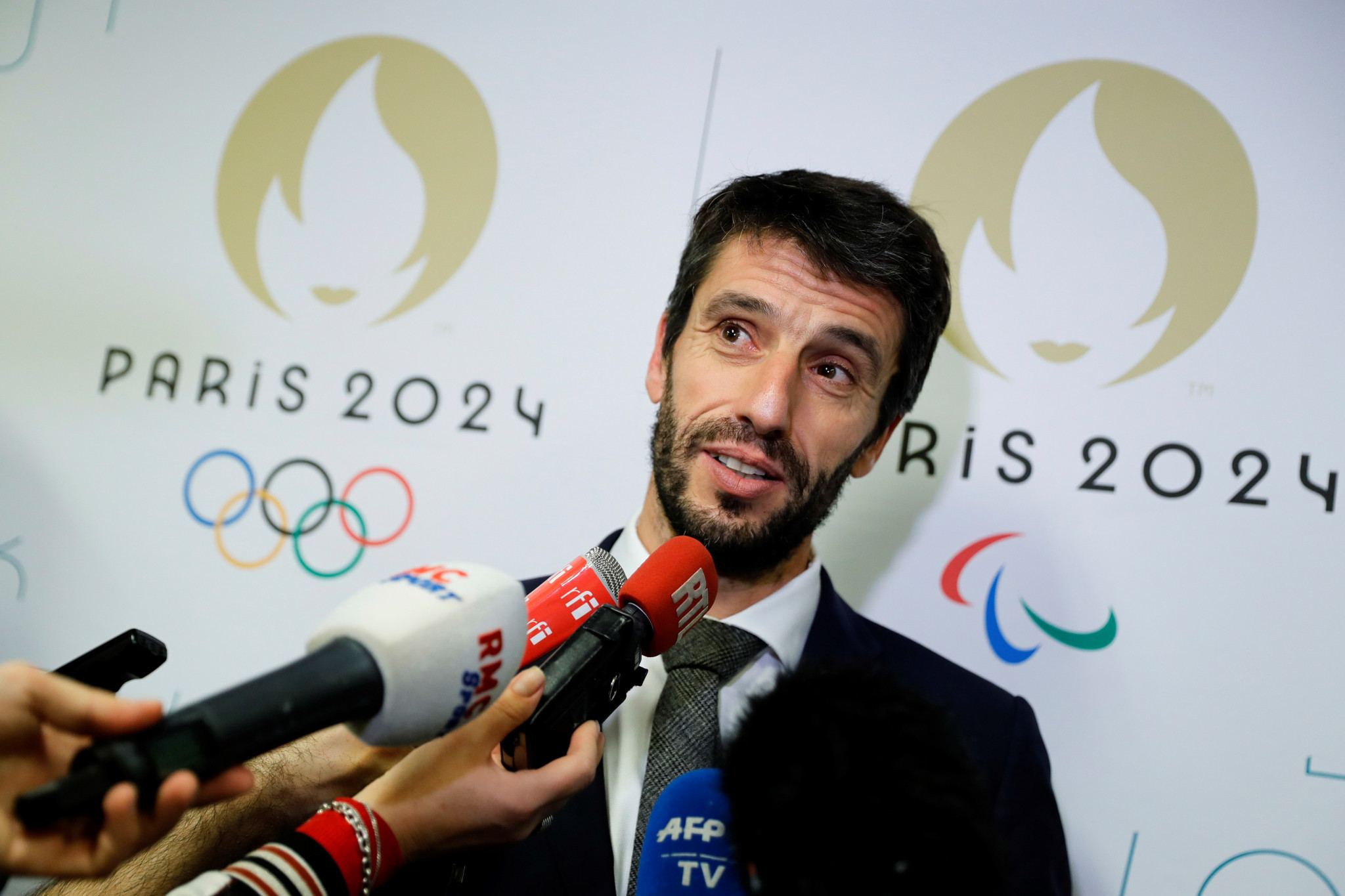 Paris 2024 President Tony Estanguet claimed the agreement with ANS showed the
