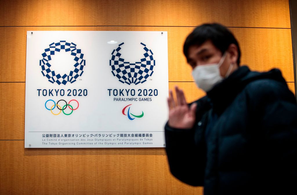 A member of the German goalball team has described the postponement of the Tokyo 2020 Paralympics as a