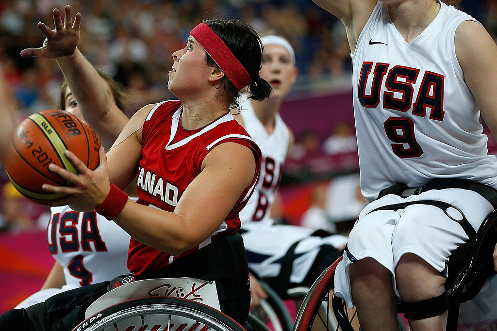 Ouellet targeting Canada's first women's wheelchair basketball medal since 2004 at Tokyo 2020