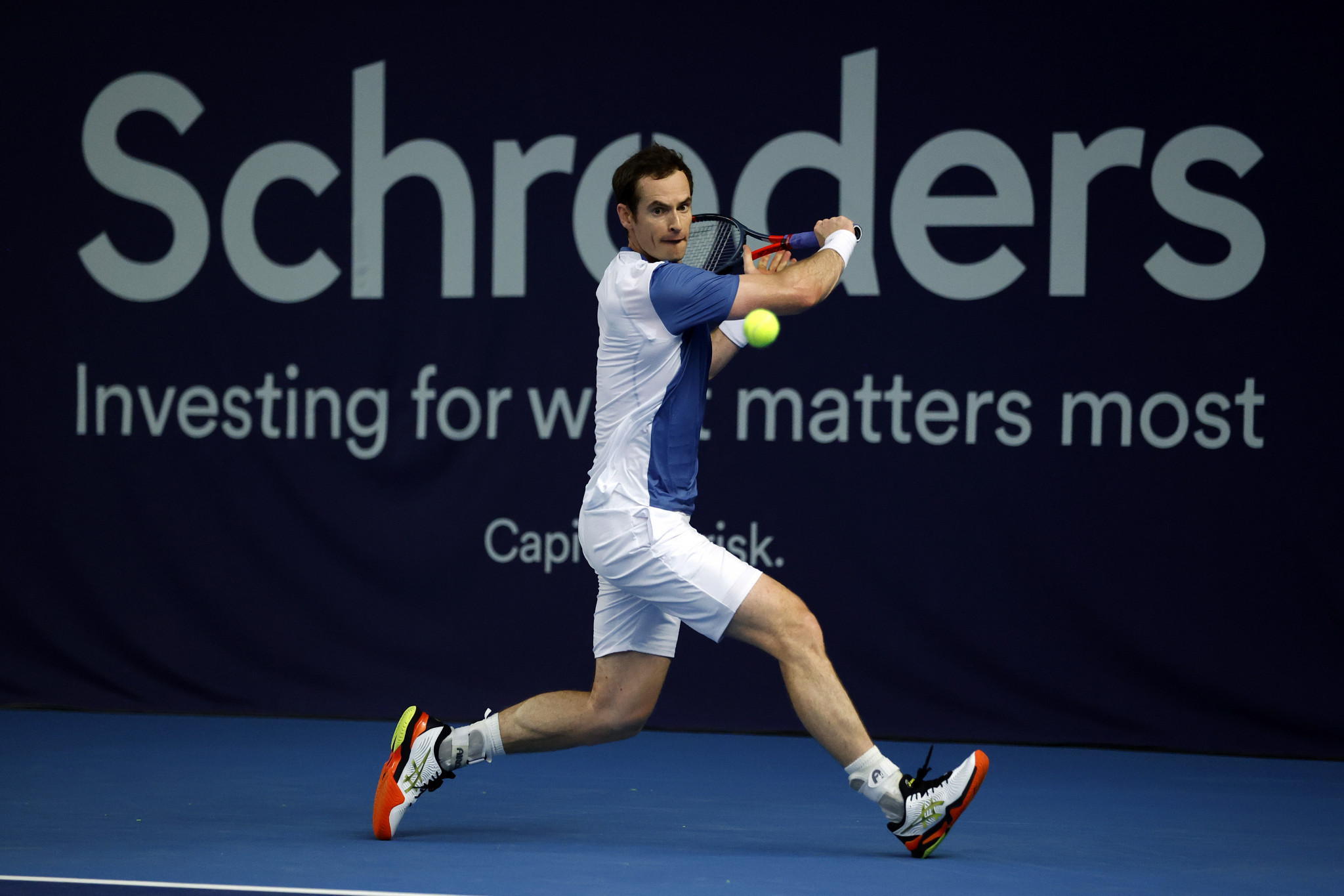 Murray expresses safety fears over packed tennis schedule