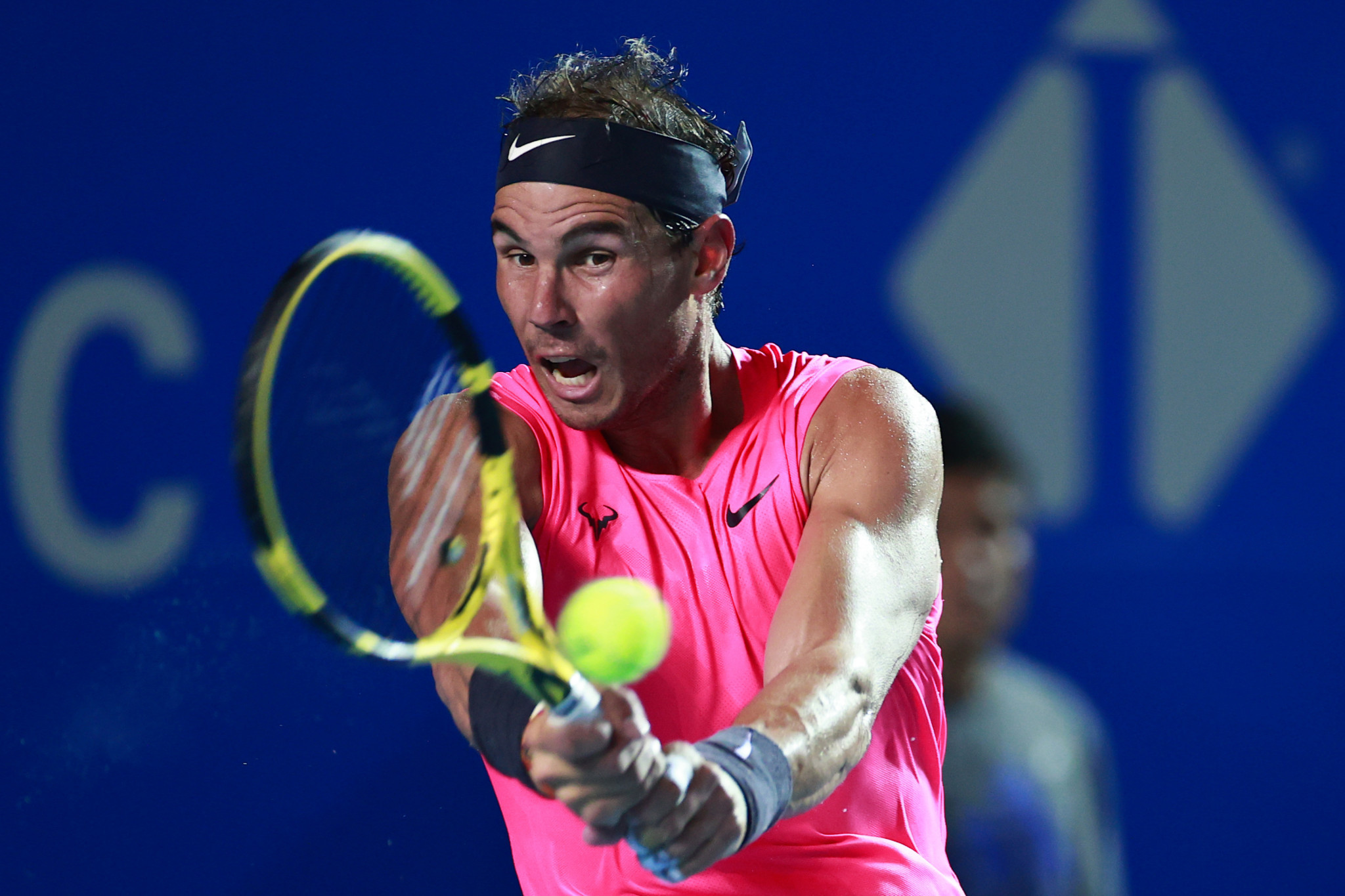 Rafael Nadal is reportedly weighing up which tournaments to play ©Getty Images