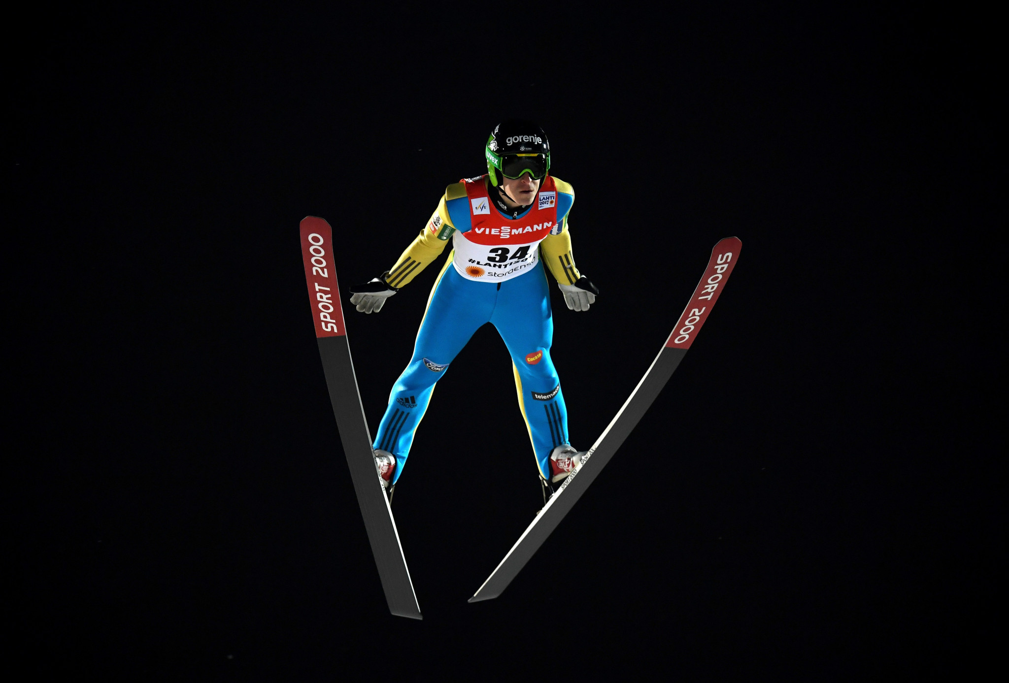 Slovenian ski jumper Tepeš announces retirement