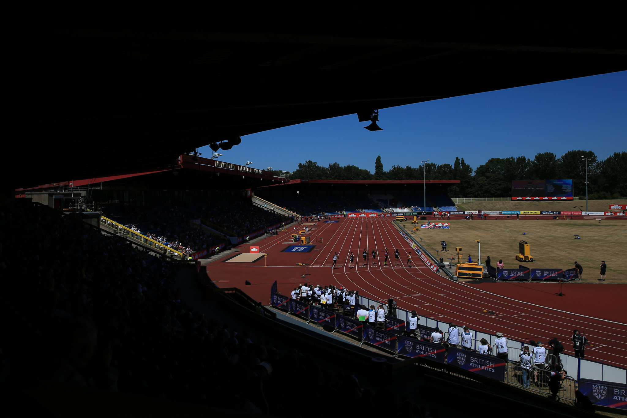 """Bombshell"" for athletics club as Alexander Stadium closes until after Birmingham 2022"