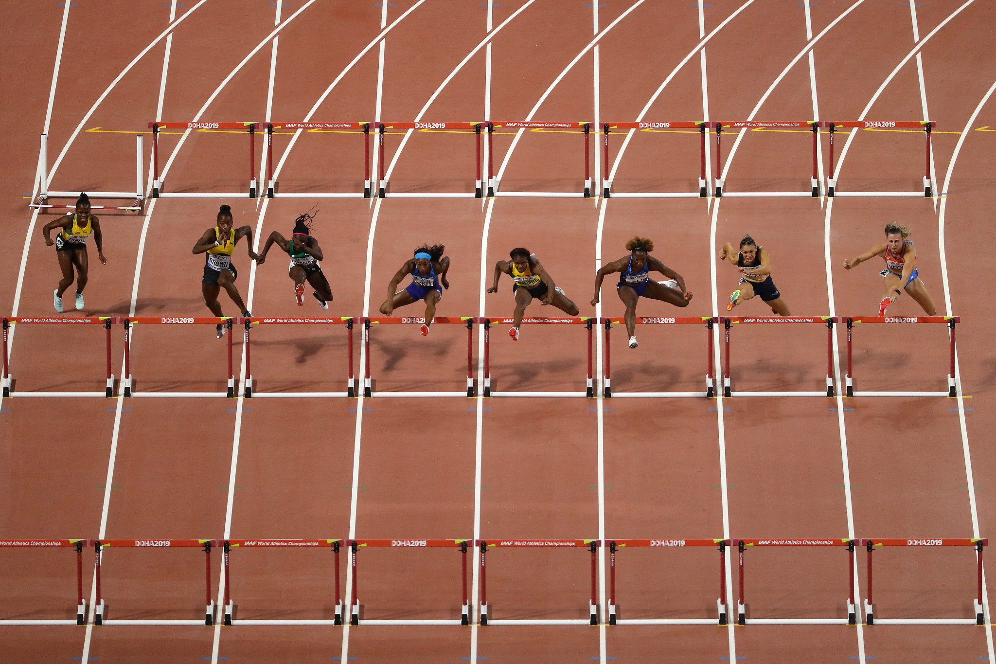 Permanent parkruns will be established in World Athletics host cities ©Getty Images