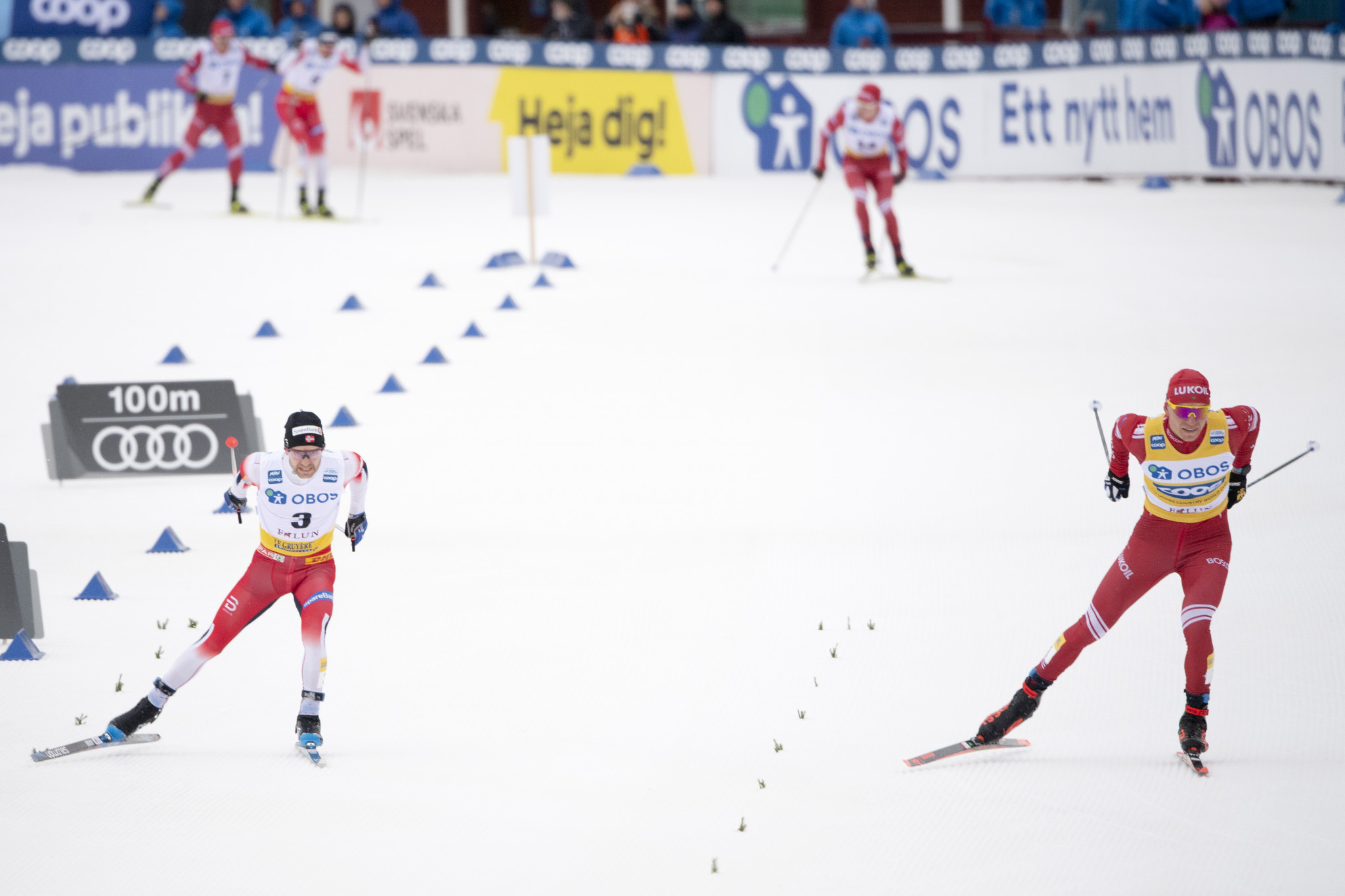 Ivan Stepanovich Utrobin was credited with helping the development of cross-country skiing in Russia ©Getty Images