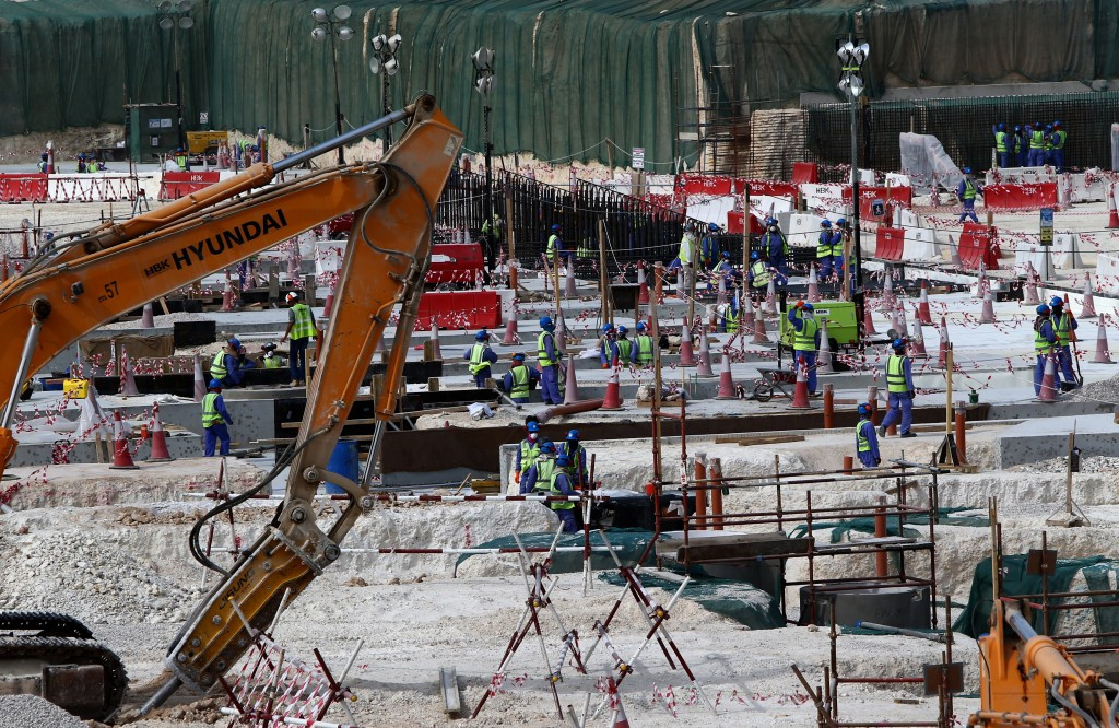 Qatar Government hit-back against claims 7,000 construction workers will die before 2022 World Cup