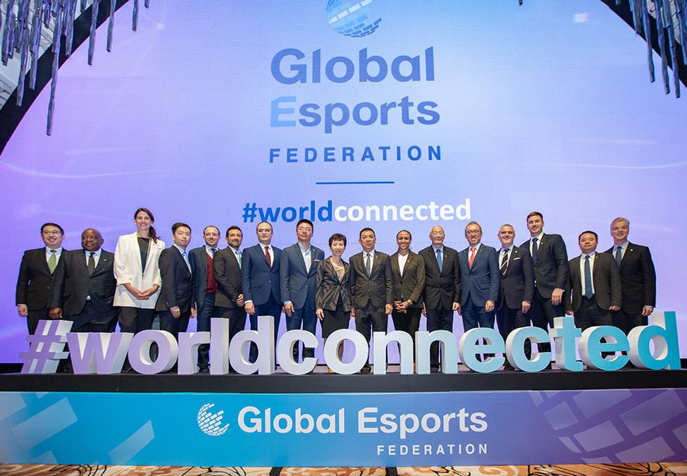 Global Esports Federation and OCA team up to promote esports in Asia