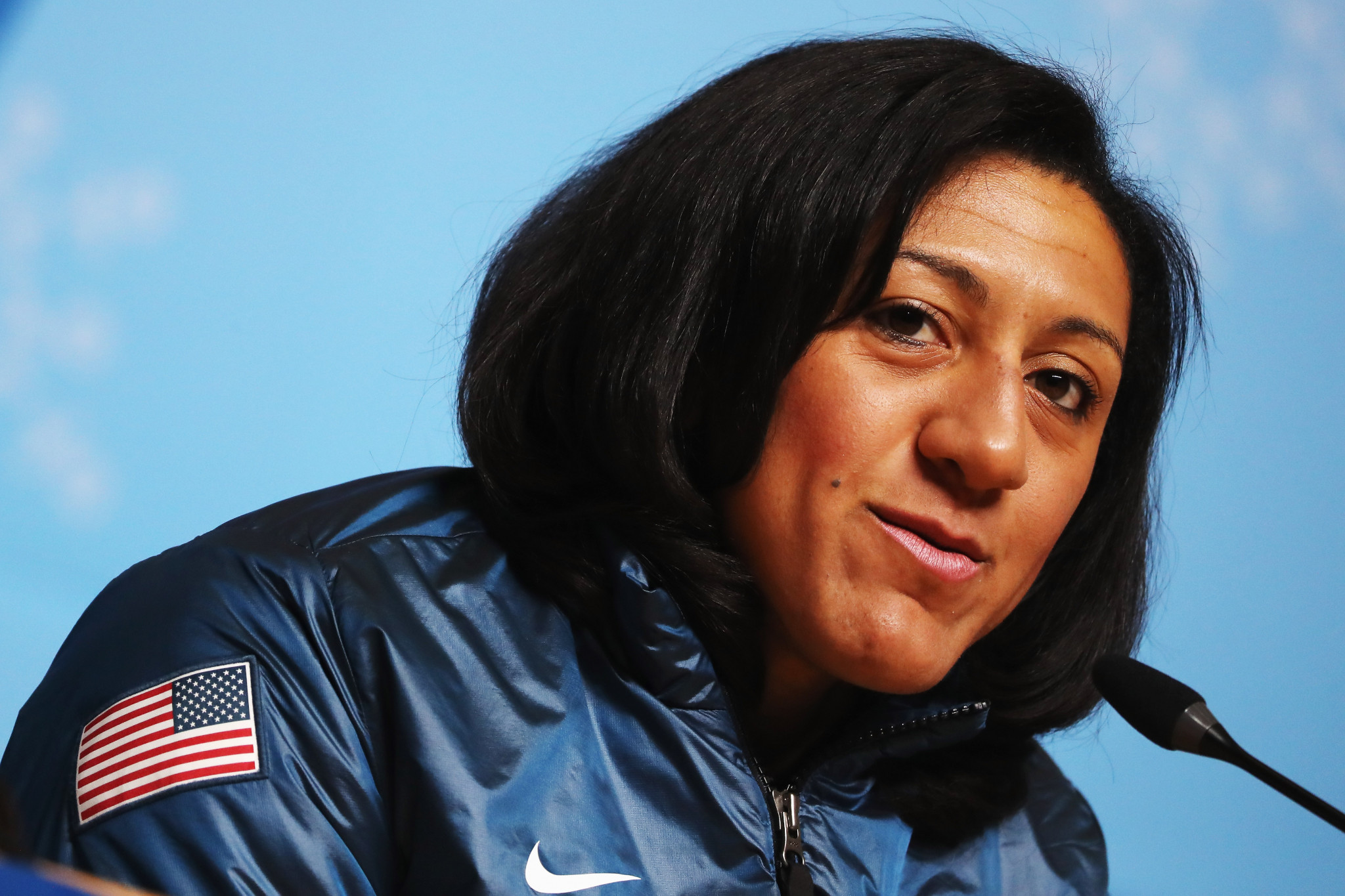 IBSF will form a task force to investigate allegations of racism made by Olympic medallist Elana Meyers Taylor ©Getty Images