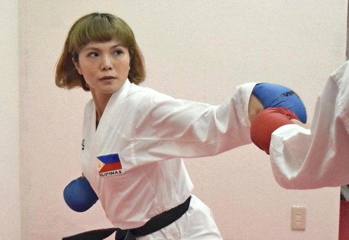 Asian Games medallist Junna Tsukii is hoping to qualify for next year's Olympics in Tokyo ©Twitter