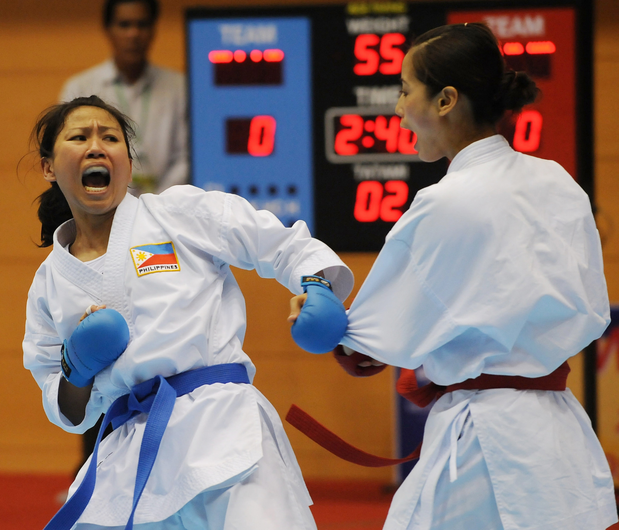 Karate Philippines President confident of athletes reaching Tokyo 2020 despite break in training