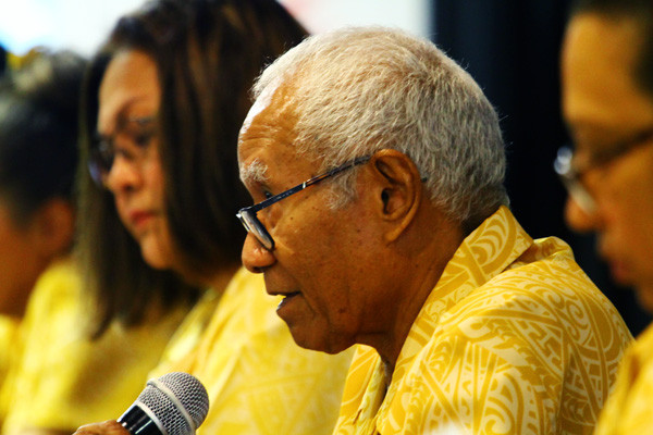 Dawanincura elected to serve third and final term as PNG Olympic Committee President