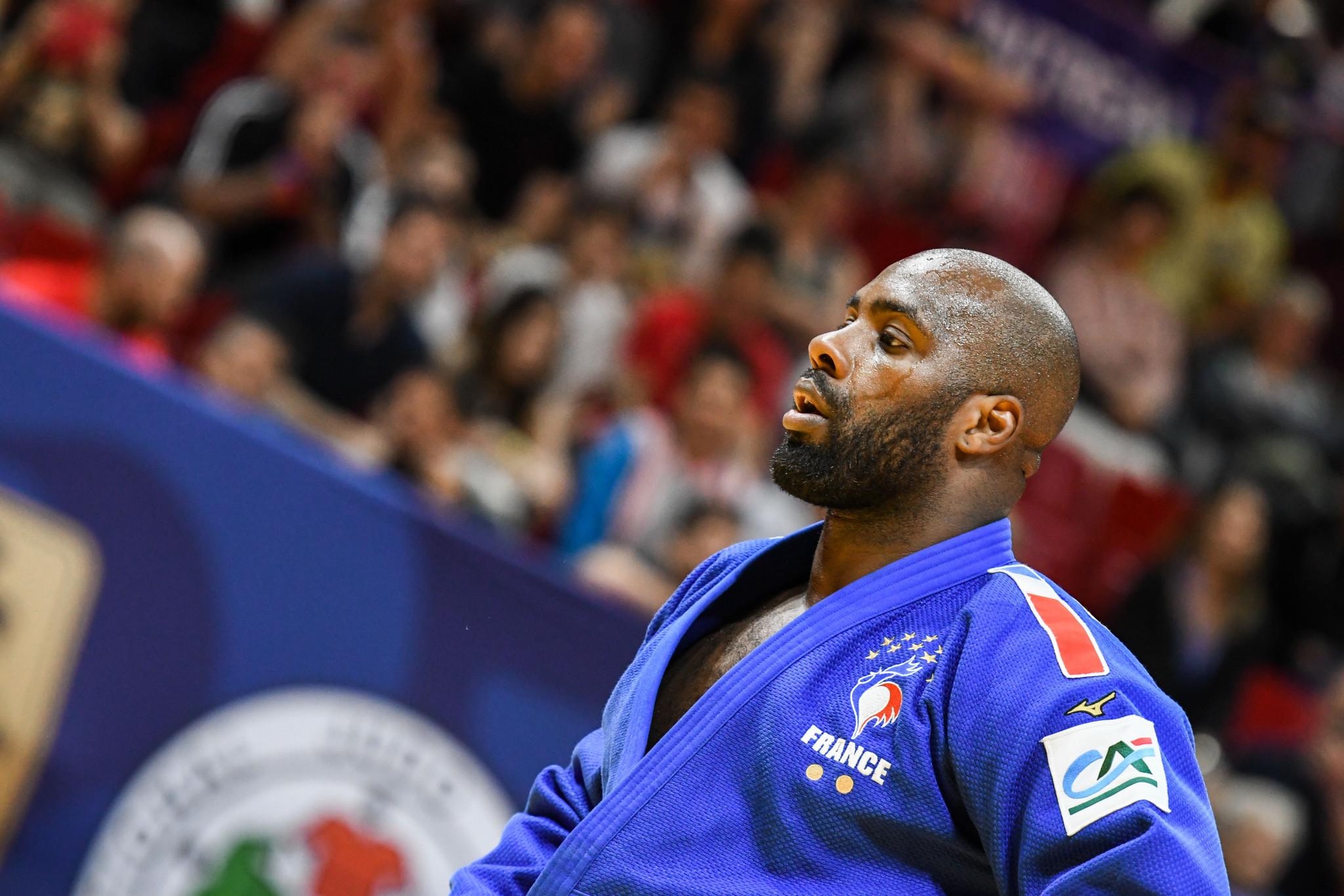 International Judo Federation slams Paris racism after legend Riner targeted
