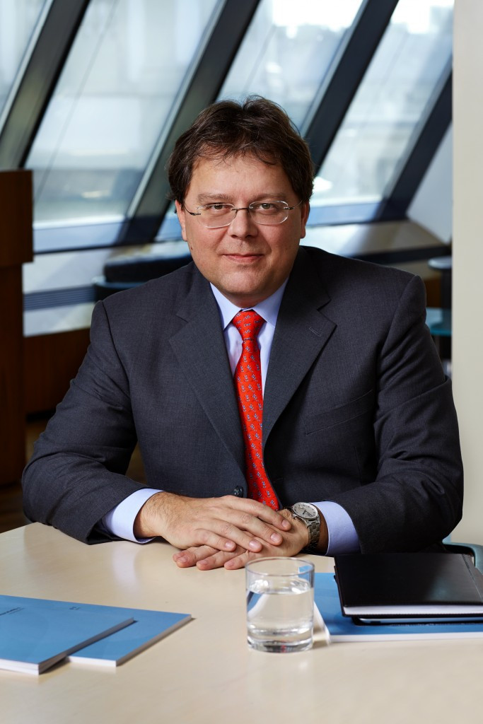 Gernot Mittendorfer was replaced as Austrian Ice Hockey Federation President ©Erste Group Bank AG