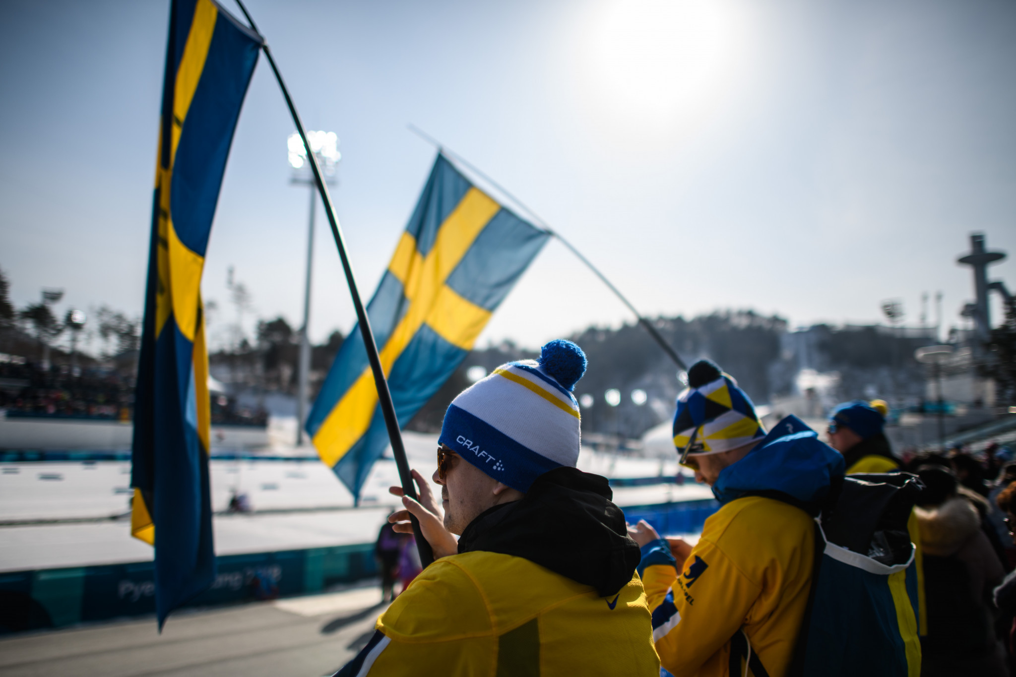 Sweden matched its Winter Olympic record of seven gold medals at Pyeongchang 2018 ©Getty Images