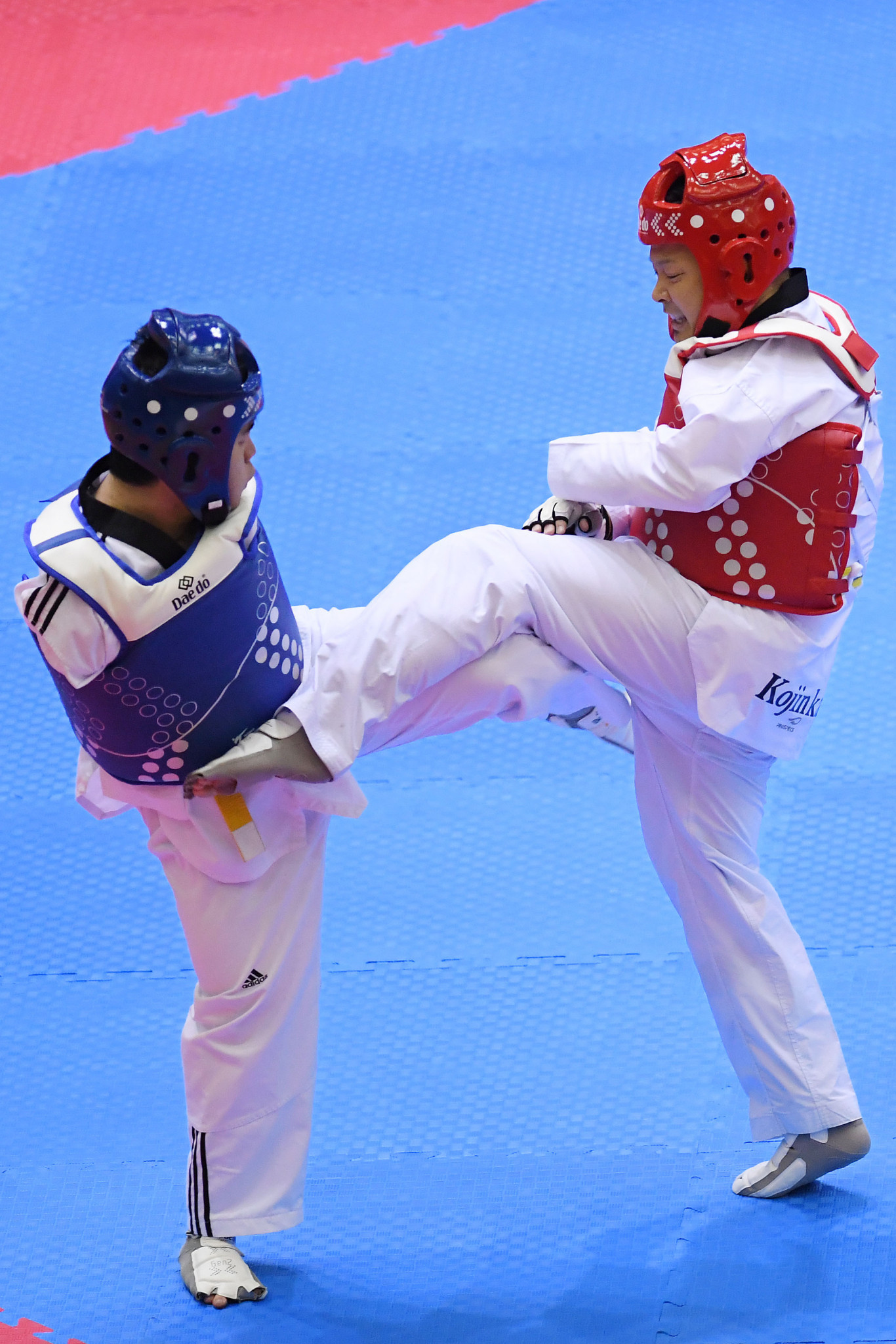 Taekwondo is due to make its Paralympic debut at the re-arranged Tokyo 2020 next year ©Getty Images
