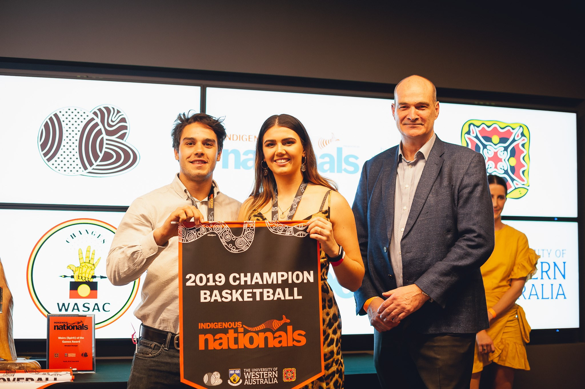 Competitions in mixed basketball, netball, touch football and volleyball take place at the Indigenous Nationals ©Indigenous Nationals