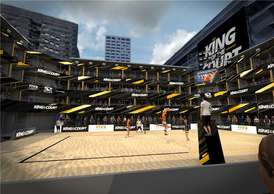 The Netherlands to host its first FIVB beach volleyball tournament since pandemic
