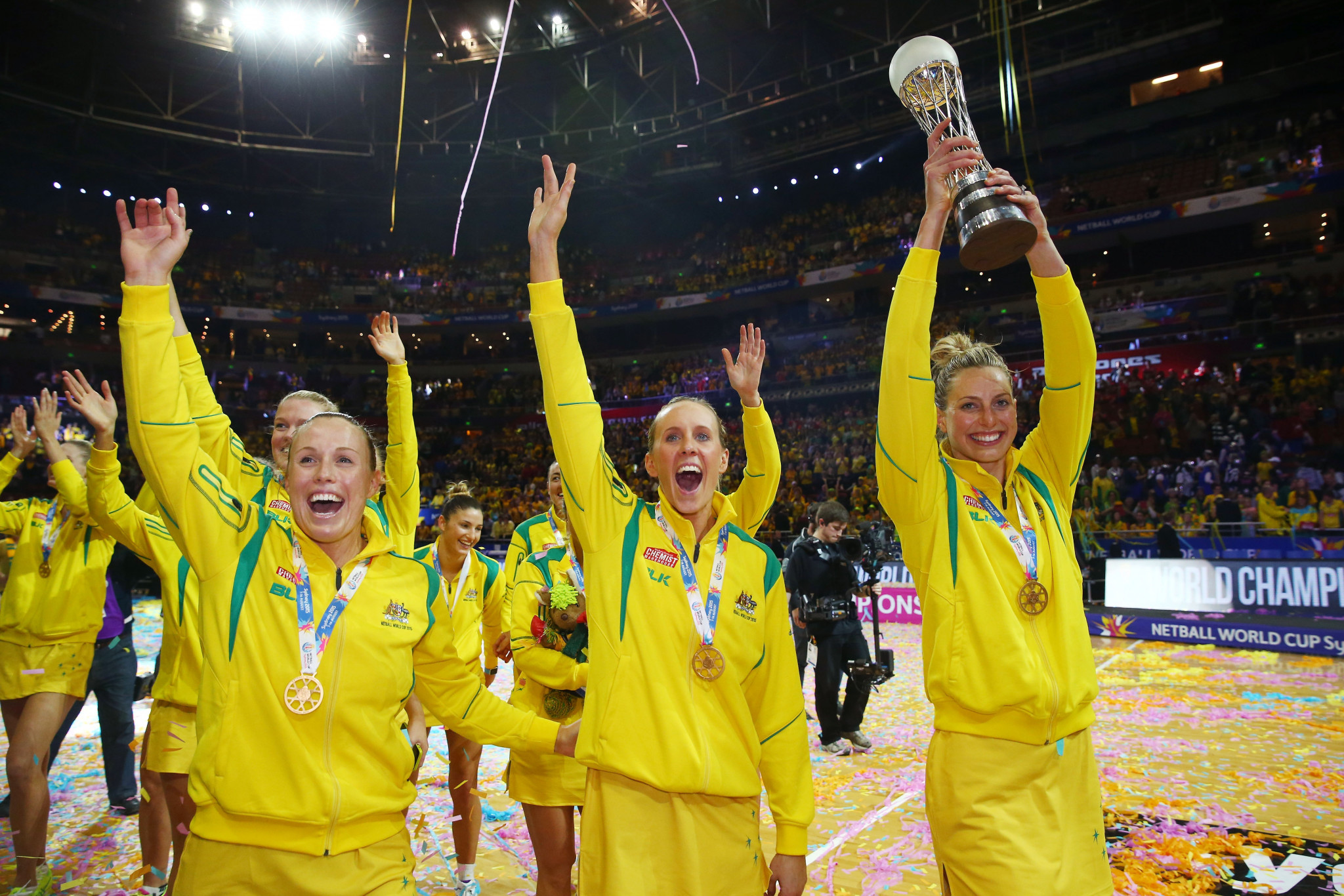 Australia submits bid to host 2027 Netball World Cup