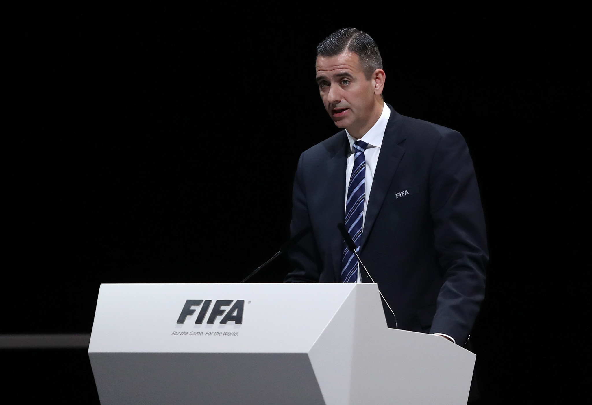 Ex-FIFA finance director Kattner banned from football for 10 years