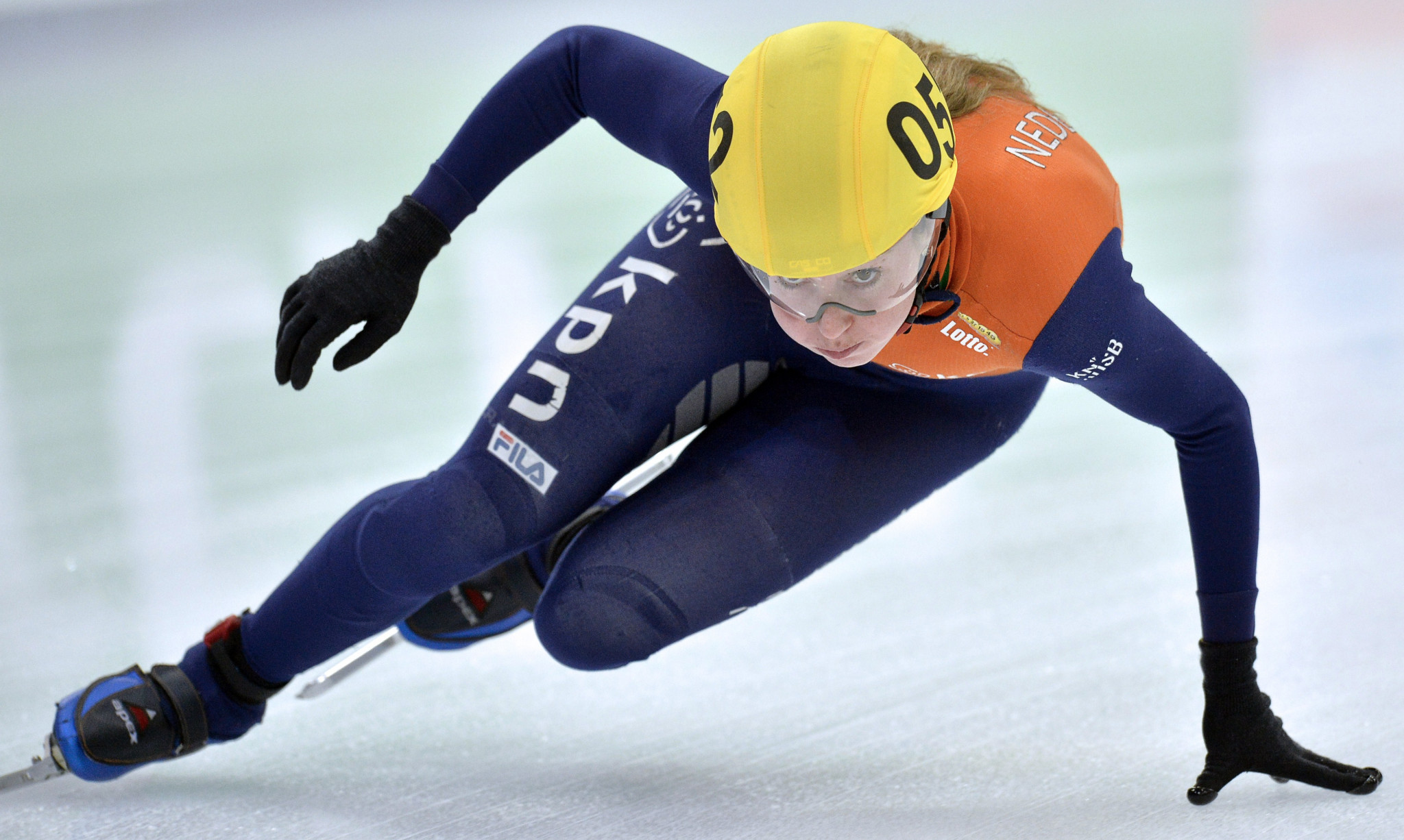 Lara van Ruijven is a world champion and Olympic medallist ©Getty Images
